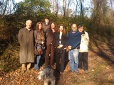 PaB Retreat- Out for a walk on Saturday