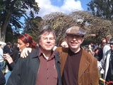 Eos and Pema at Golden Gate Park, 420 Day